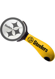 Pittsburgh Steelers Stainless Steel Pizza Cutter