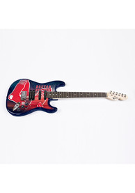 Boston Red Sox Northender Series II Collectible Guitar
