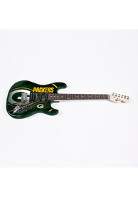 Green Bay Packers Northender Series II Collectible Guitar