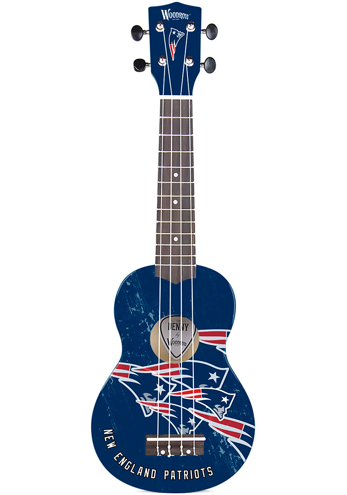 New England Patriots Ukulele Collectible Ukulele - Image 1