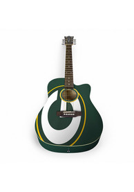 Green Bay Packers Acoustic Collectible Guitar