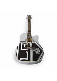 Los Angeles Kings Acoustic Collectible Guitar