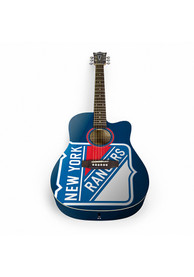 New York Rangers Acoustic Collectible Guitar
