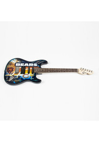 Chicago Bears Northender Collectible Guitar