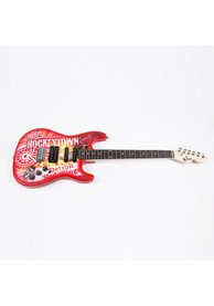 Detroit Red Wings Northender Collectible Guitar