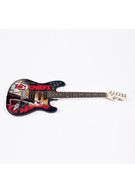 Kansas City Chiefs Northender Collectible Guitar