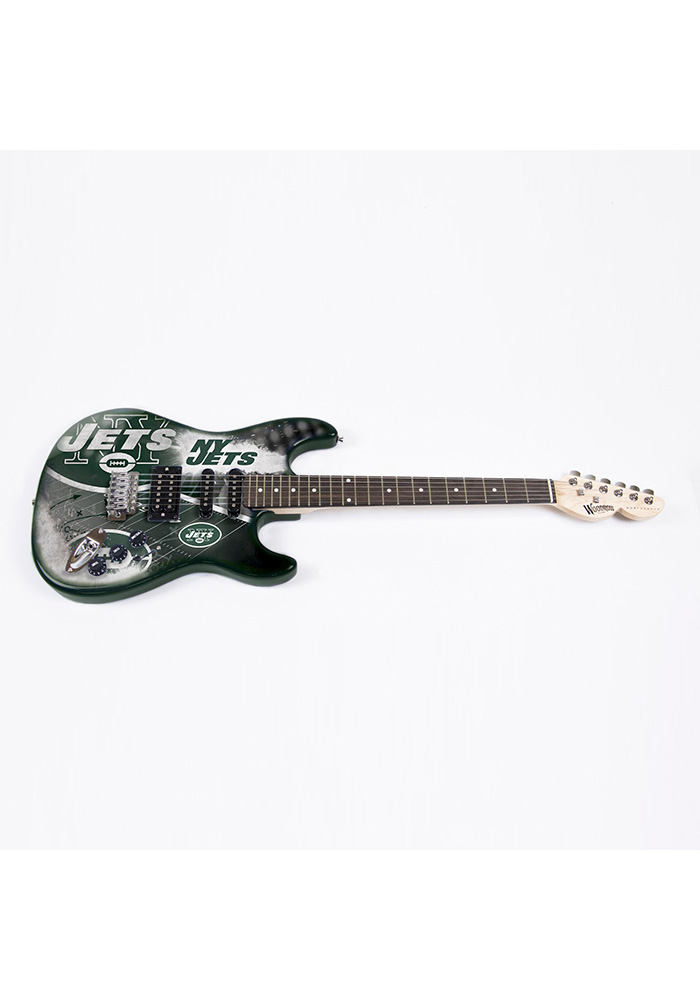 New York Jets Northender Collectible Guitar - Image 1