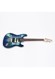 Seattle Seahawks Northender Collectible Guitar
