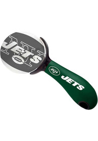 New York Jets Stainless Steel Pizza Cutter