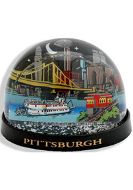 Pittsburgh Skyline Water Globe
