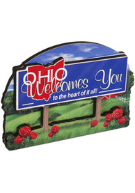 Ohio Welcome Sign Magnet