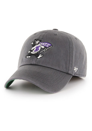 K-State Wildcats '47 Mens Grey Franchise Fitted Hat