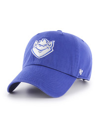47 Saint Louis Billikens Clean Up Adjustable Hat - Blue