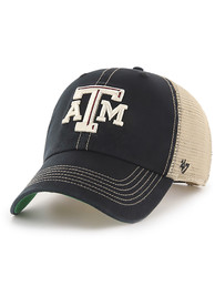 47 Texas A&M Aggies Trawler Clean Up Adjustable Hat - Black