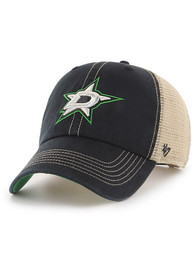 47 Dallas Stars Trawler Clean Up Adjustable Hat - Black