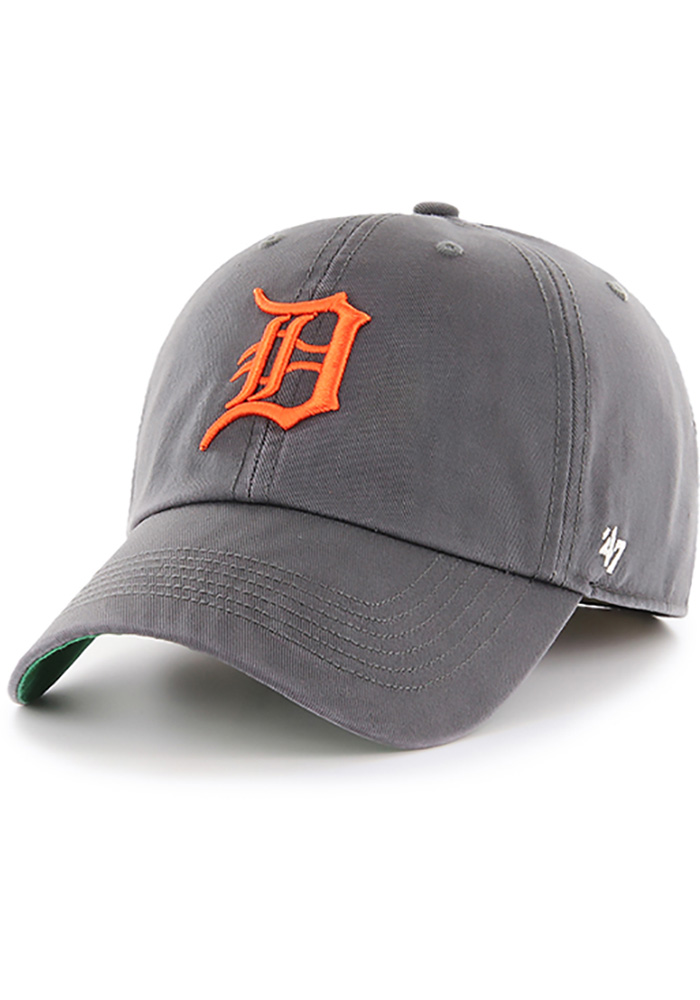 purchase cheap 7991d 4039f ... order detroit tigers 47 grey franchise fitted hat be1bc e6981
