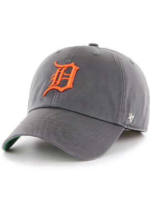 Detroit Tigers '47 Mens Grey Franchise Fitted Hat