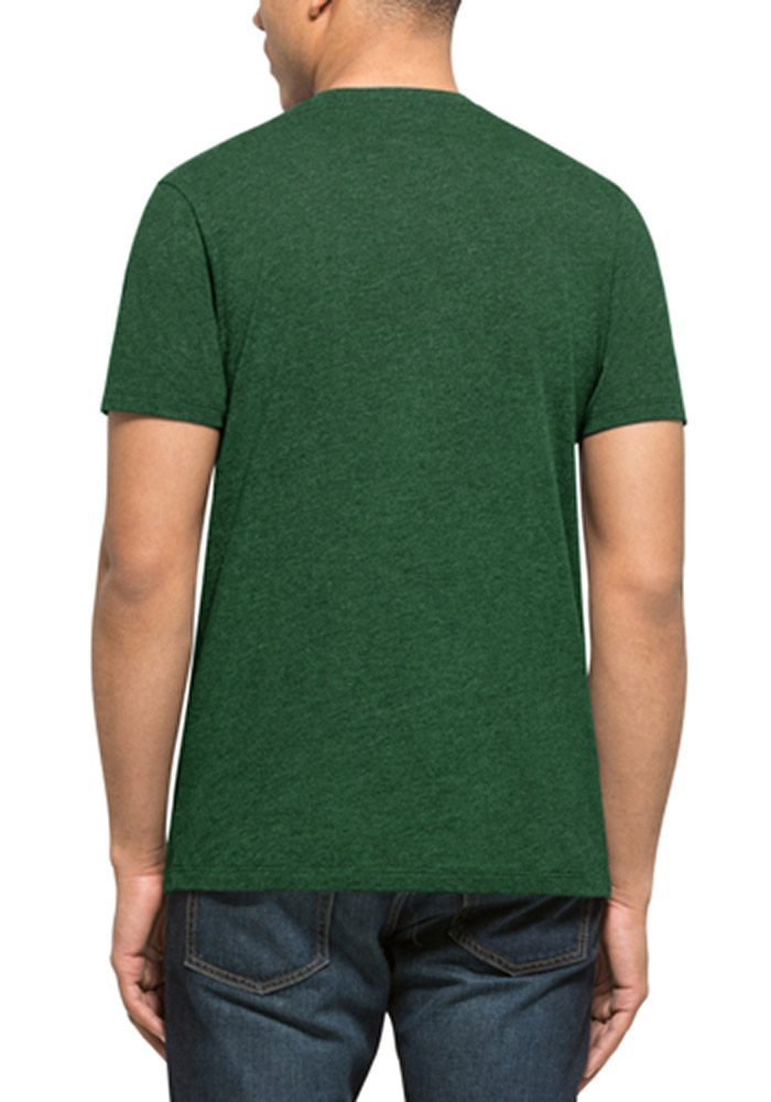 '47 Cleveland Cavaliers Mens Green St. Pat's Club Short Sleeve T Shirt - Image 2