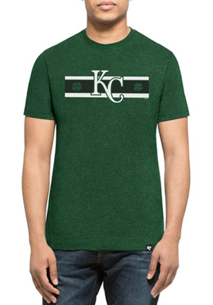 '47 KC Royals Mens Green St. Pat's Club Tee