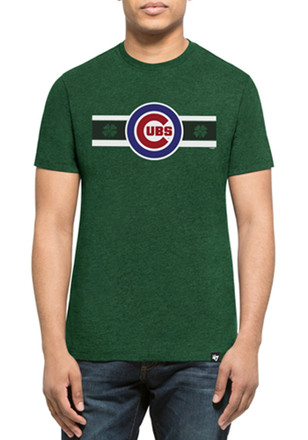 '47 Chicago Cubs Mens Green St. Pat's Club Tee