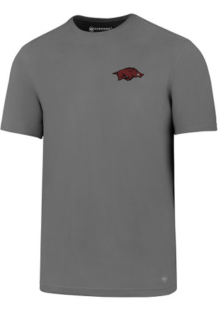 '47 Arkansas Razorbacks Mens Grey Backer Tee