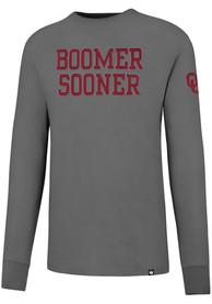 47 Oklahoma Sooners Grey Fieldhouse Fashion Tee