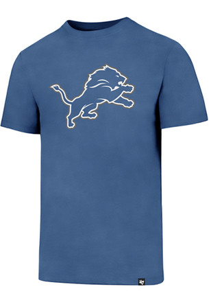 '47 Detroit Lions Mens Blue Club Tee