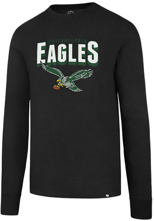 '47 Philadelphia Eagles Mens Black Club Fashion Tee