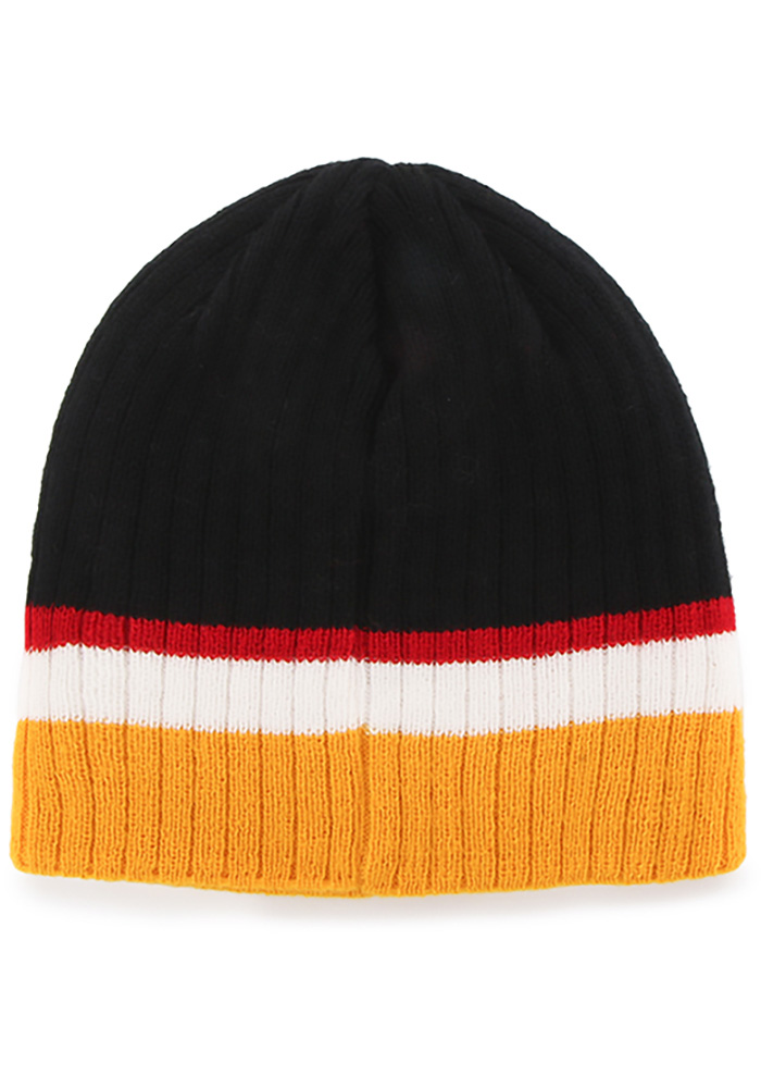 47 Pittsburgh Steelers Black Buddy Youth Knit Hat - Image 2