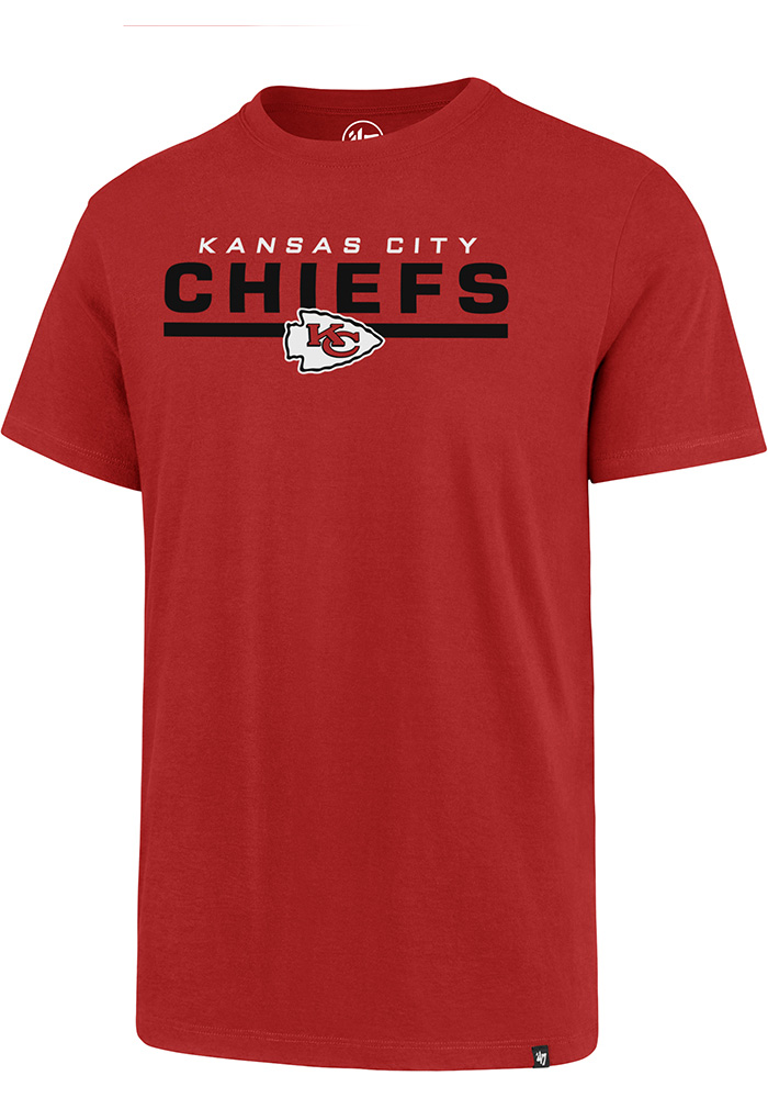 47 Kansas City Chiefs Red End Line Tee