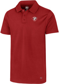 47 Cincinnati Reds Red Ace Short Sleeve Polo Shirt