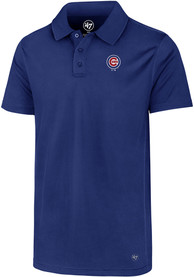 Chicago Cubs 47 Ace Polo Shirt - Blue