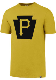 47 Pittsburgh Pirates Yellow Super Rival Tee