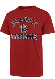 47 St Louis Cardinals Red Super Rival Tee