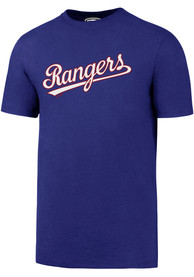 47 Texas Rangers Blue Super Rival Tee