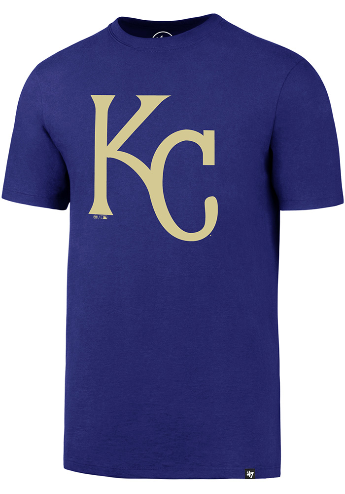47 Kansas City Royals Blue Super Rival Tee