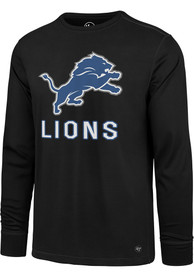 47 Detroit Lions Black Leader Tee