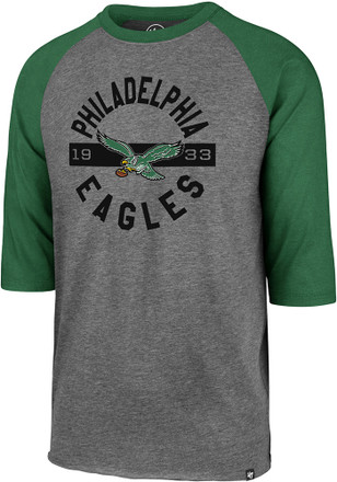86dec01a6 Shop Philadelphia Eagles Mens Long Sleeve T-Shirts Apparel
