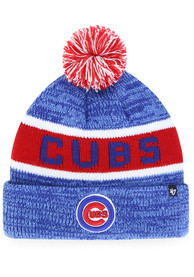 47 Chicago Cubs Blue Tadpole Cuff Knit Youth Knit Hat
