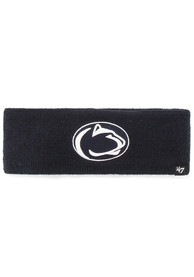 47 Penn State Nittany Lions Navy Blue Axial Headband Knit Hat