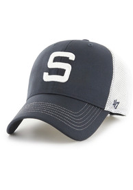 47 Penn State Nittany Lions Cutback MVP Adjustable Hat - Navy Blue