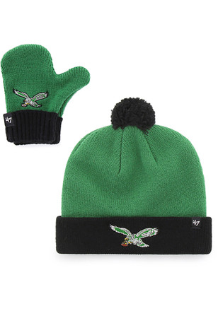 Shop Philadelphia Eagles 47 Baby Knit baby-accessories 5d39c518f012