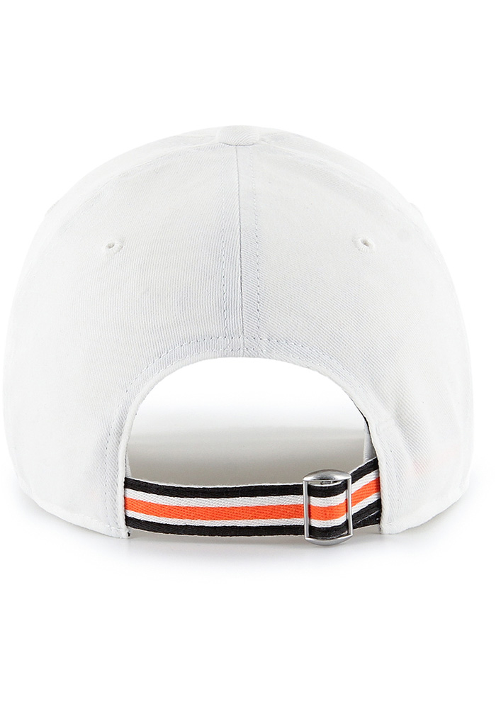 47 Philadelphia Flyers White Courtney Clean Up Womens Adjustable Hat - Image 2