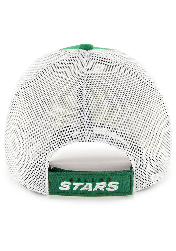 '47 Dallas Stars Cutback MVP Adjustable Hat - Kelly Green - Image 2
