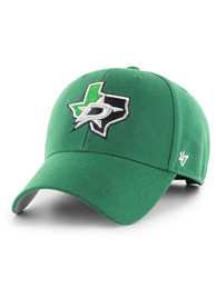 47 Dallas Stars Primary MVP Adjustable Hat - Kelly Green