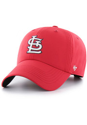 47 St Louis Cardinals Repetition Clean Up Adjustable Hat - Red