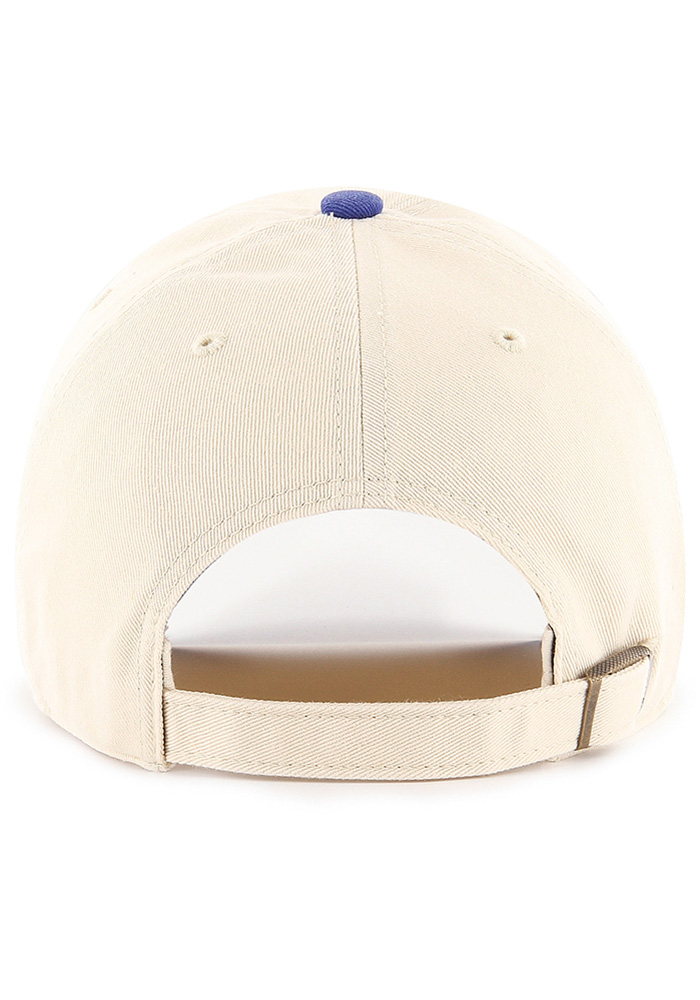 47 Texas Rangers Cooperstown Two Tone Clean Up Adjustable Hat - Natural - Image 2