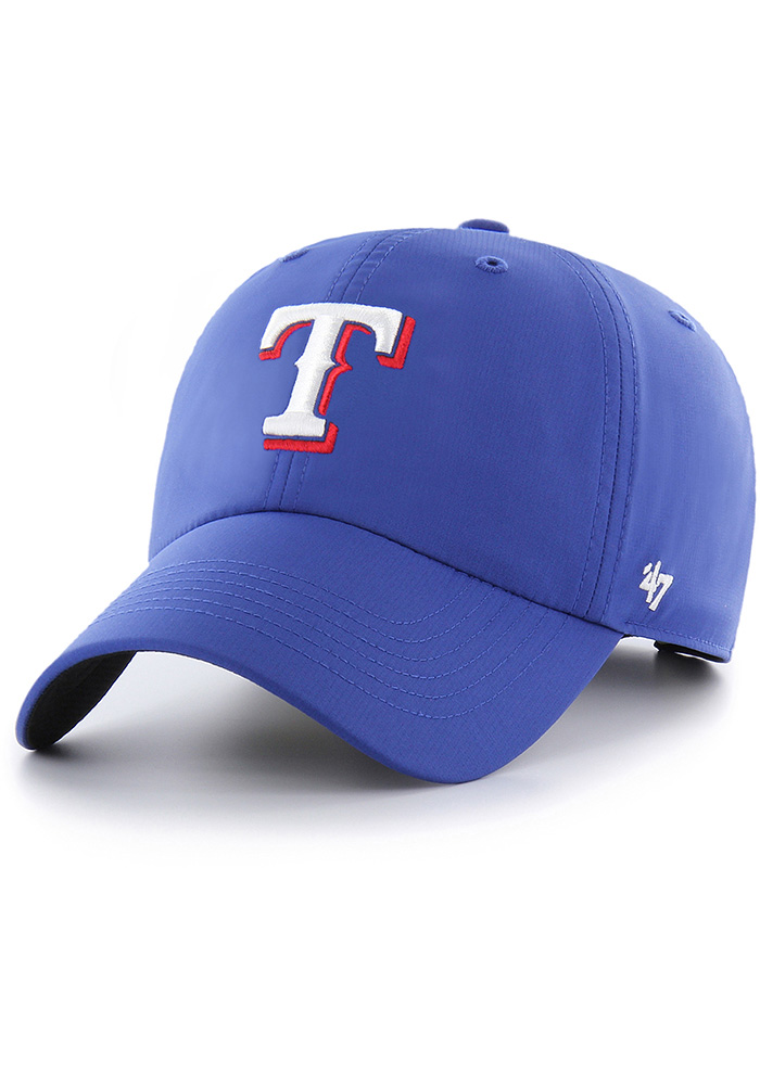 47 Texas Rangers Repetition Clean Up Adjustable Hat - Blue - Image 1