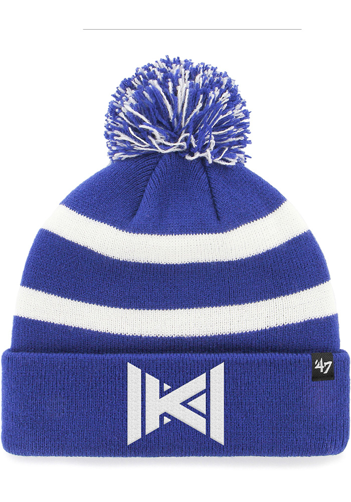 Kansas Jayhawks 47 1929 Breakaway Knit - Blue