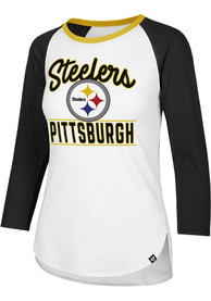 86fc5452 Pittsburgh Steelers Womens Shirts | Steelers Womens Apparel ...